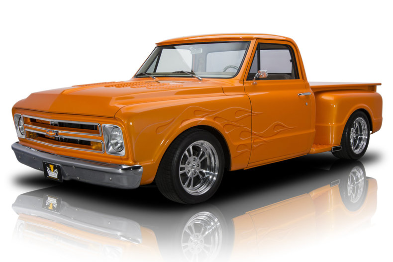 136138 1968 Chevrolet C10   RK Motors Classic and Performance Cars     1968 Chevrolet