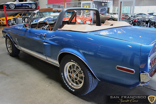 1968 Ford Mustang Shelby GT350 Recreation   San Francisco Sports Cars     1968 Ford Mustang Shelby GT350 Recreation