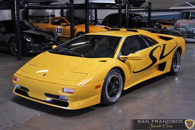 1998 Lamborghini Diablo San Francisco Sports Cars Buy