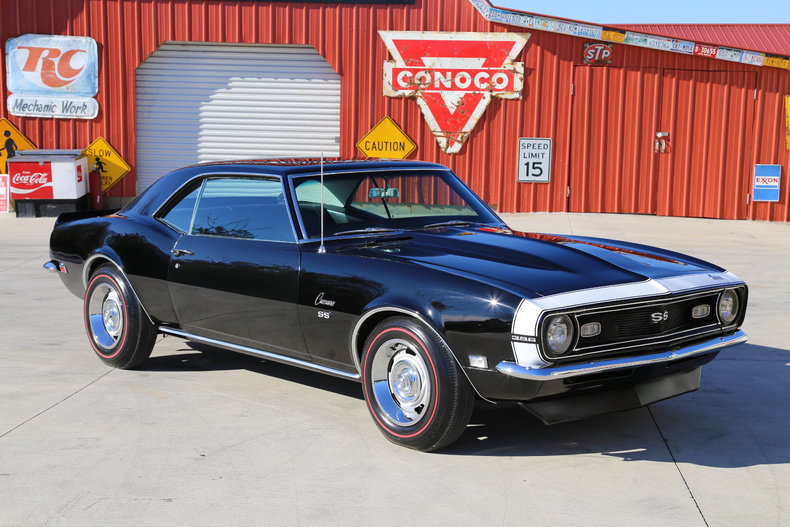 1968 Chevrolet Camaro   Classic Cars   Muscle Cars For Sale in     1968 Chevrolet Camaro