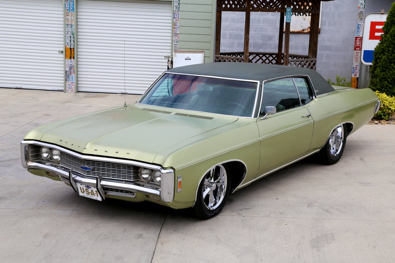 1969 Chevrolet Caprice   Classic Cars   Muscle Cars For Sale in         1969 Chevrolet Caprice