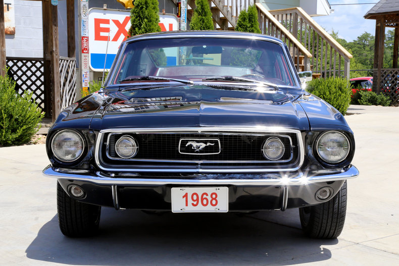 1968 Ford Mustang   Classic Cars   Muscle Cars For Sale in Knoxville TN     1968 Ford Mustang