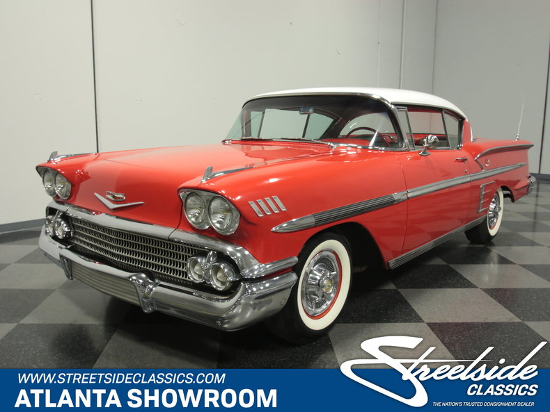 1958 Chevrolet Impala   Streetside Classics   The Nation s Trusted     For Sale  1958 Chevrolet Impala