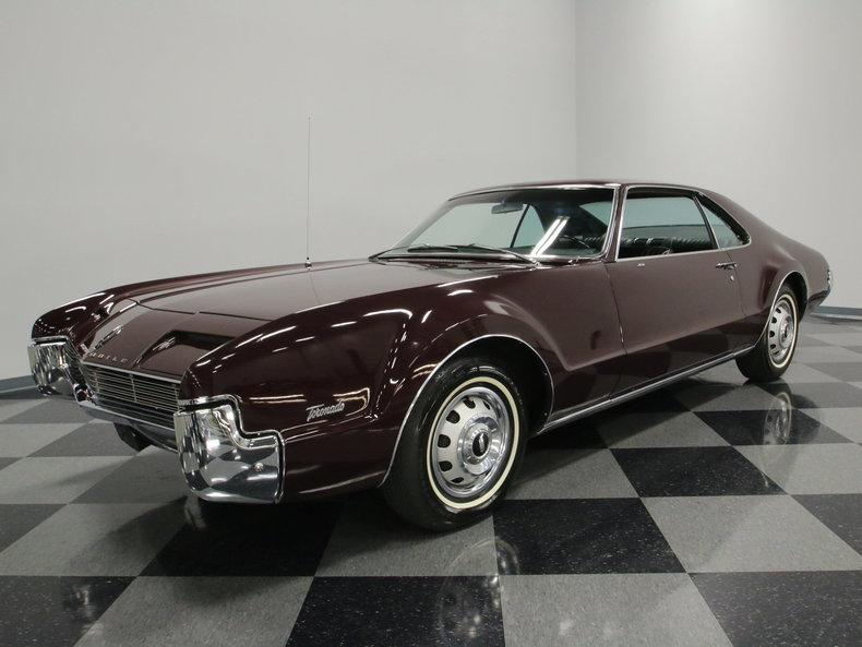1966 Oldsmobile Toronado   Streetside Classics   The Nation s     For Sale  1966 Oldsmobile Toronado