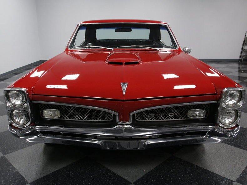 1967 Pontiac GTO EBay