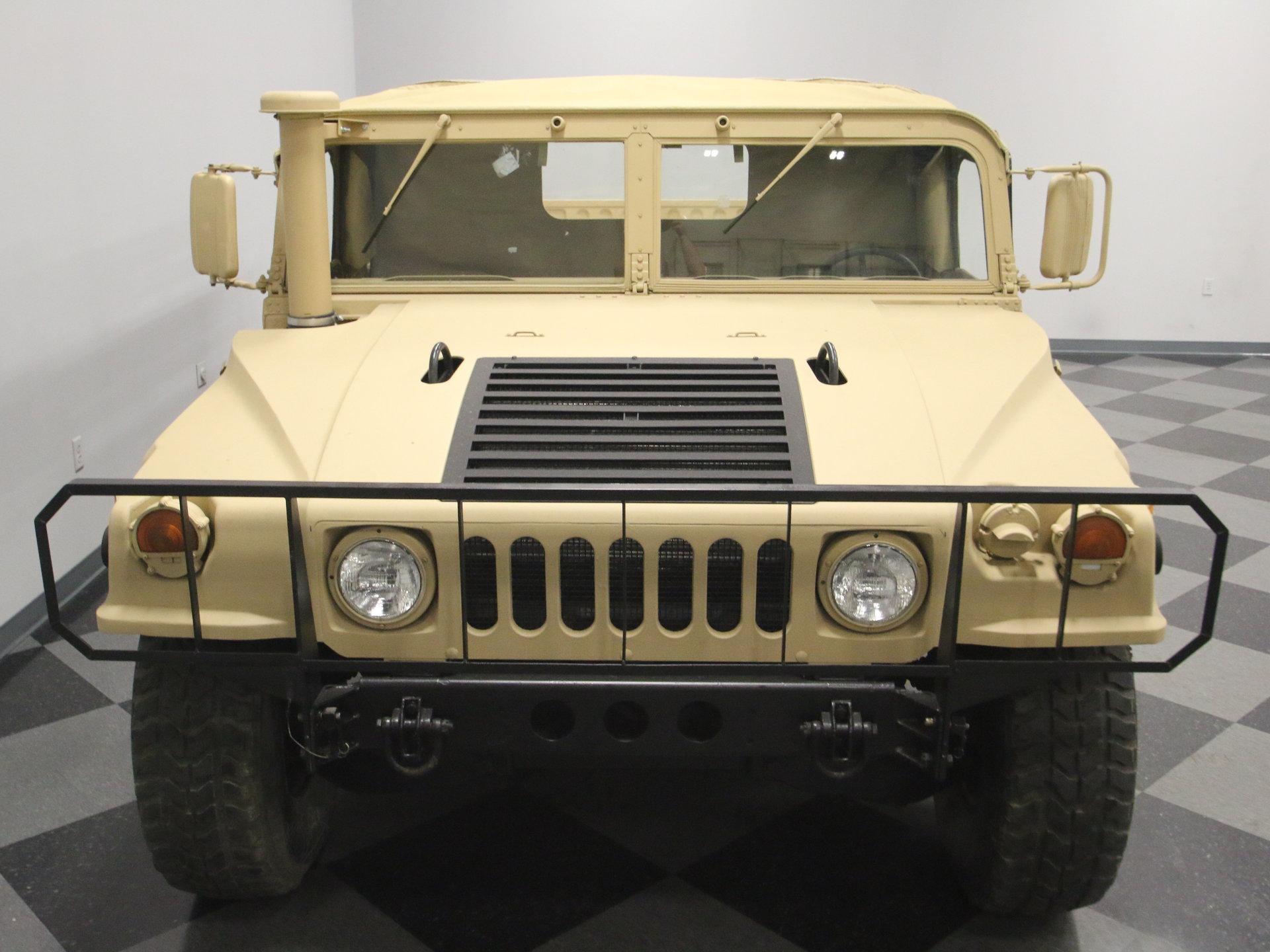 1990 AM General Hummer H1