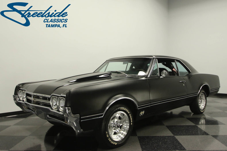 1966 Oldsmobile Cutlass   Streetside Classics   The Nation s Trusted     For Sale  1966 Oldsmobile Cutlass