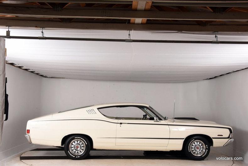 1968 Ford Torino Volo Auto Museum