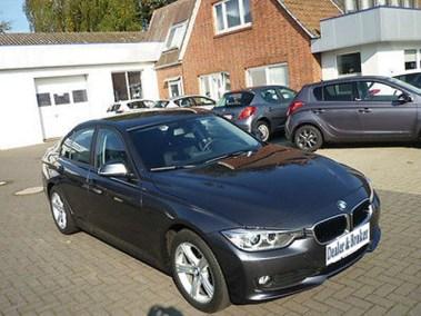 BMW 320 D GRIS
