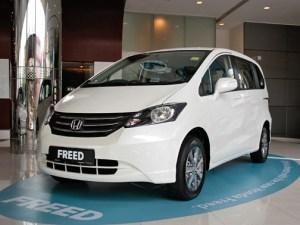 dealer Honda Freed Semarang | Jual Honda Freed Semarang | Disain eksterior dan interior Honda Freed Semarang