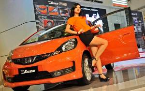 New Honda Jazz Type RS | eksterior Honda Jazz RS