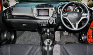 kabin honda jazz rs | disain interior new jazz RS