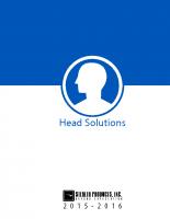 Head Solutions Catalog 2015-16