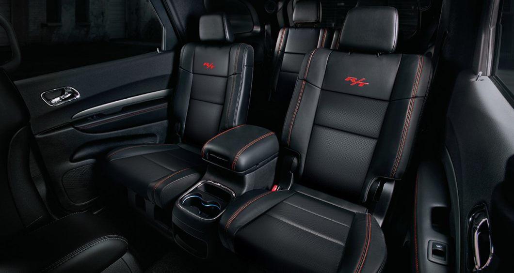 2018 Dodge Durango R T Interior
