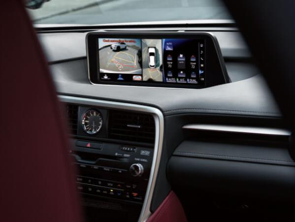 2019 lexus rx 350 interior features in