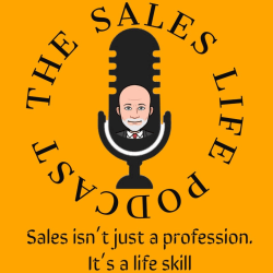 The Sales Life Podcast logo
