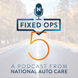 Fixed Ops 5 podcast logo