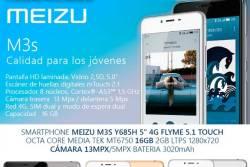 comprar Meizu M3s
