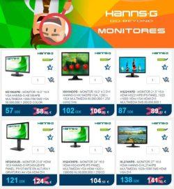comprar monitor Hanns G