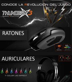 comprar gaming thunderx3