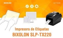Impresora de etiquetas de sobremesa Bluetooth de transferencia térmica en dealermarket