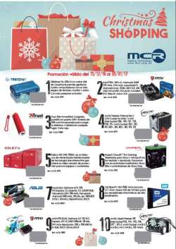 christmas shopping con mcr en dealermarket