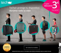 comprar mochila portatil techair en dealermarket
