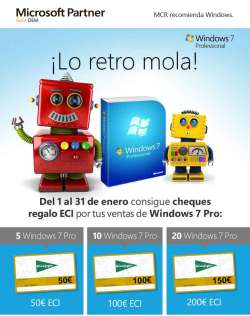 regalos con windows 7 profesional en dealermarket