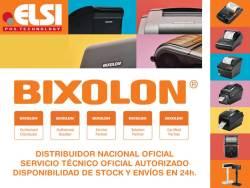 impresoras portátiles y de etiquetas bixolon