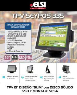 oferta TPV Seypos 335