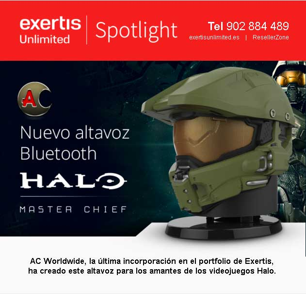 comprar HALO Masster Chief
