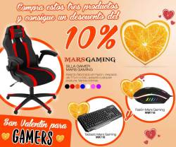 mars gaming san valentin