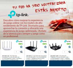 router tp-link barato