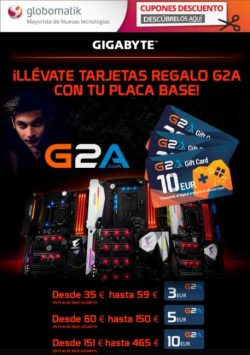 comprar placa base gigabyte