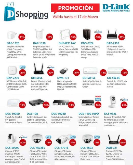 comprar d link router