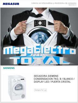 MegaElectro Total en Megasur