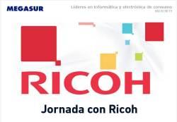 jornadas formacion Ricoh en Megasur