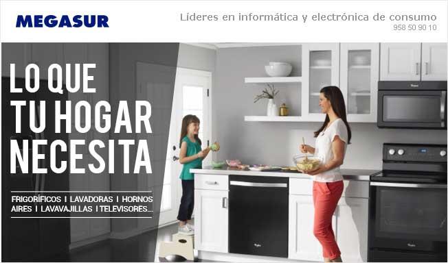 seleccion de frigorificos en megasur