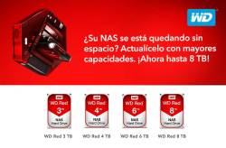 NAS WD Red