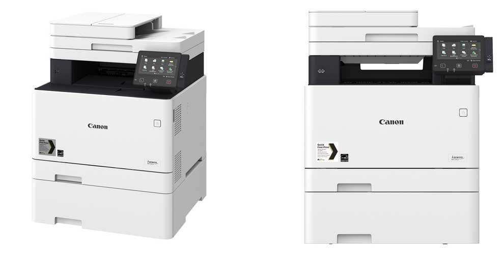 Canon refuerza su portfolio de impresión para la oficina digital