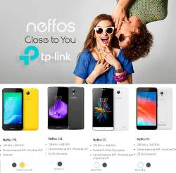 comprar smartphone tp-link