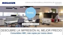 Consumibles HMC, más copias por menos dinero