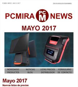 PCMira News 2017