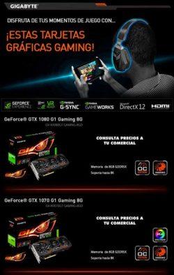 comprar tarjeta grafica gaming