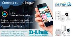 dlink conecta con tu hogar