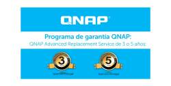 qnap advanced replacement service