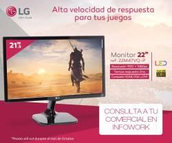 monitor LG 22M47VQ-P full HD