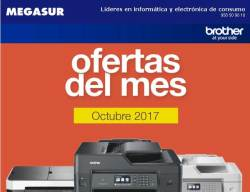 ofertas brother en megasur