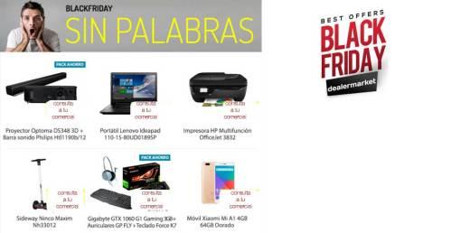 Black Friday Globomatik para que te quedes sin palabras