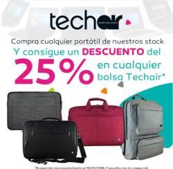 promocion techair en infowork